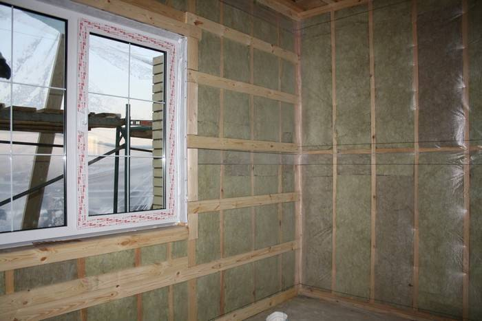 Стены из гипсокартона в деревянном доме: особенности и монтаж