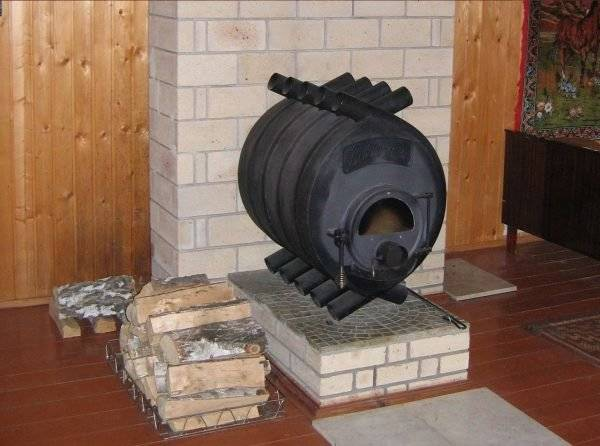 Лучшая альтернатива газу — печь булерьян. отзывы покупателей