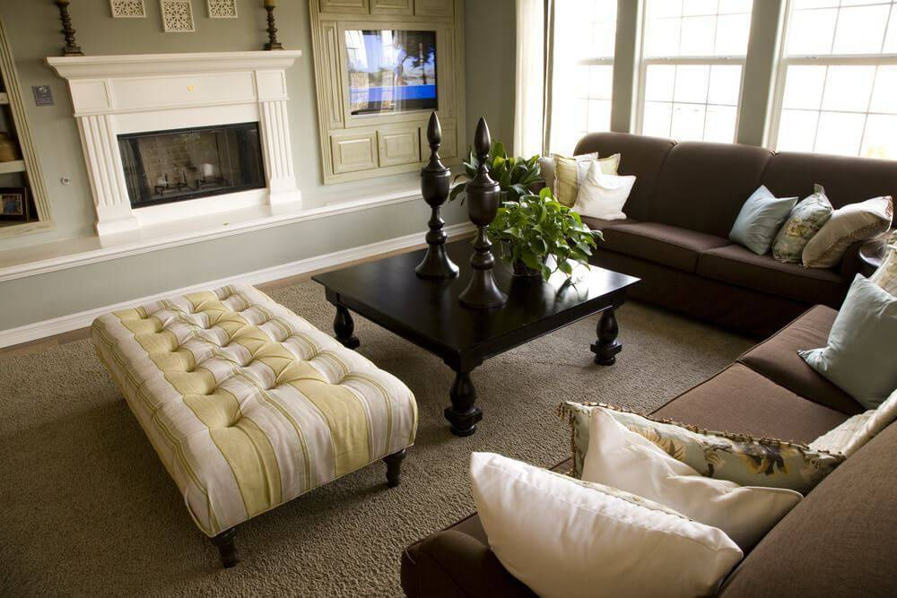 Как выбрать цвет кресла для интерьера?