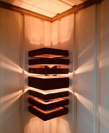 Светильники для бани и сауны: для освещения в парилке, влагозащищенные и термостойкие