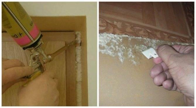 Чем отмыть руки от монтажной пены в домашних условиях: застывшей (быстро)