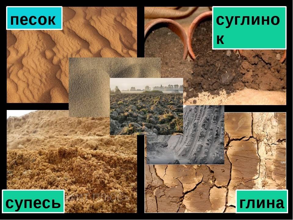 Фундамент на различных типах почв - пучинистом грунте, болоте, песке, глине