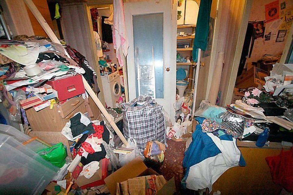 5 психологических проблем человека, о которых говорит беспорядок в доме
