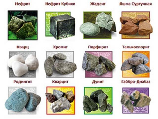 Камни для бани - stroy-good.ru