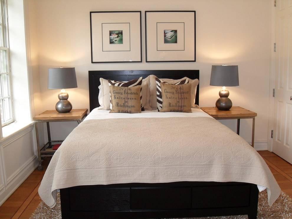 Дизайн узкой спальни (60 фото): красивые интерьеры, идеи ремонта и отделки