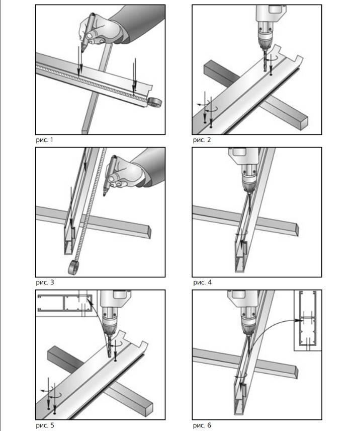 Монтаж рольставней, основные схемы установки и подключения