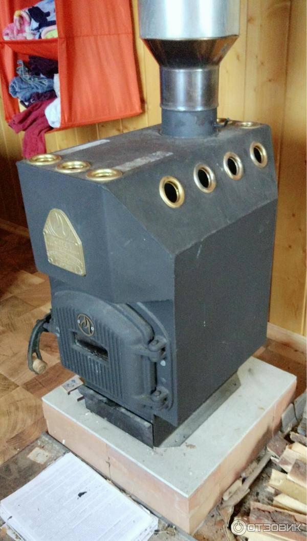 Печь профессора бутакова «студент» — идеальное решение для отопления небольшого дома