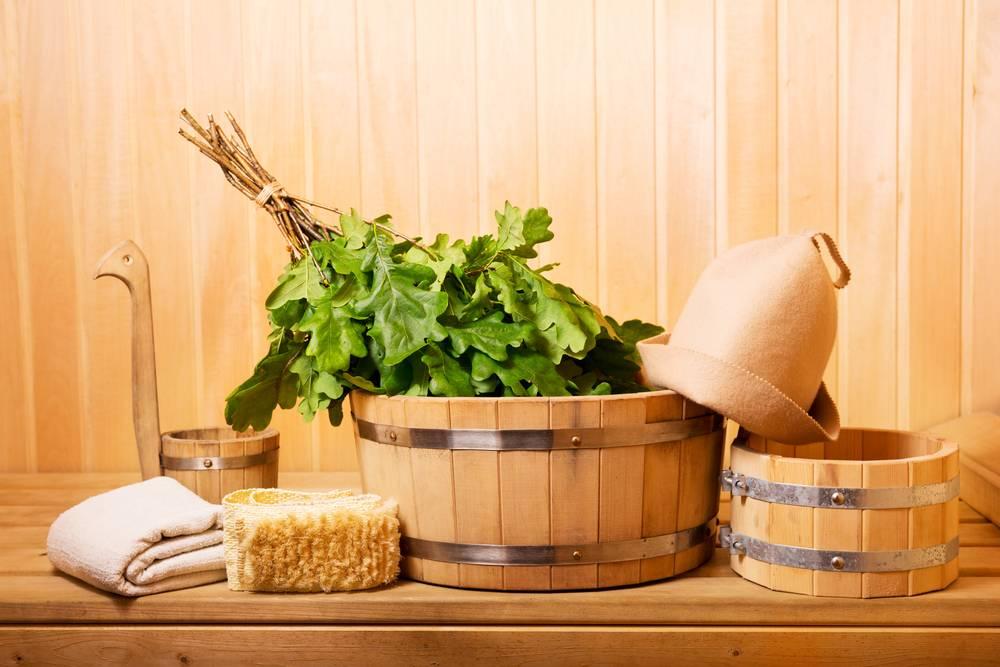 Атрибуты для бани и сауны — уютные и практичные мелочи для приятного отдыха