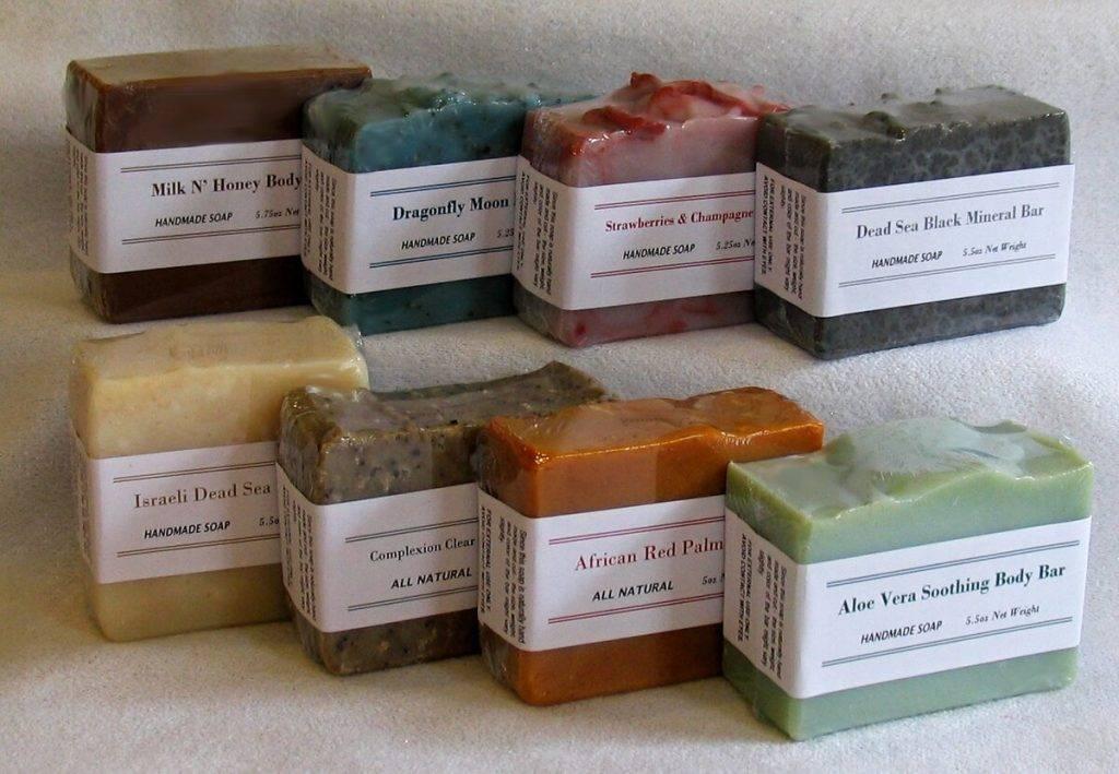 Популярные рецепты мыла из мыльной основы