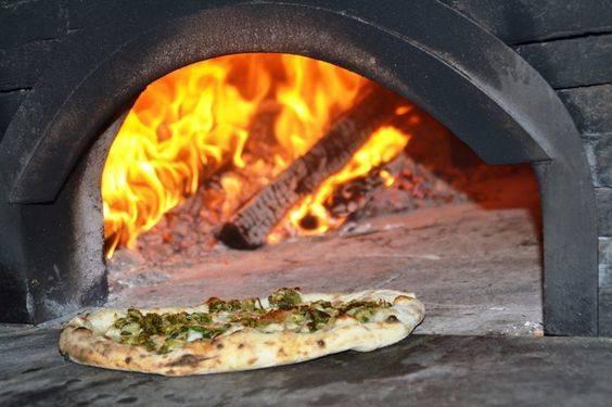Какие дрова использовать в печи для пиццы?