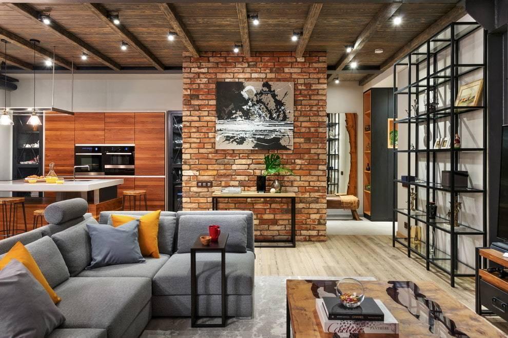 Отделка стен в квартире: варианты, дизайн стен, отделочные материалы для стен - декоративная отделка стен в квартире, чем отделать, виды