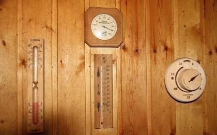 Какая температура и влажность в хамаме. сравнение с другими банями.