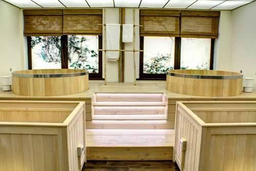 Японская баня офуро: история, польза и целебные свойства. процедуры в японской бане офуро