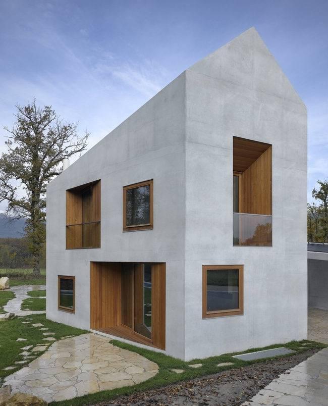 [ дом куб ] свежие идеи дизайна в кубическом стиле • [артфасад]