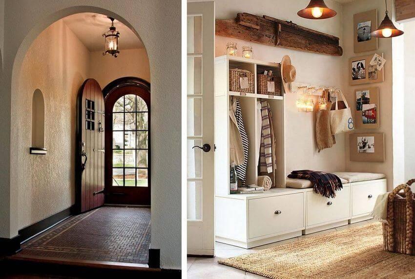 Прихожая своими руками (53 фото): как самому сделать в домашних условиях, чертежи и схемы мебели из дерева, дсп и гипсокартона, дизайн для интерьера квартиры или дачи