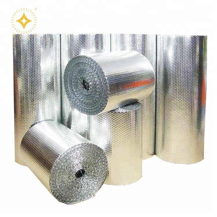 Фольга для бани: какую лучше выбрать, утеплитель на алюминиевой фольге