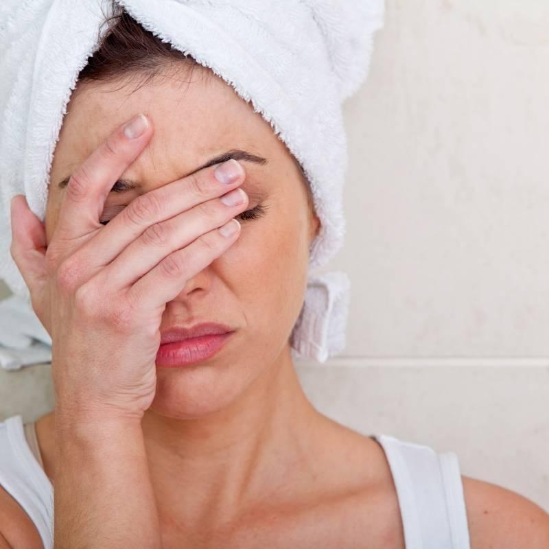Почему после бани болит голова: причины, как избежать, что делать если угорел