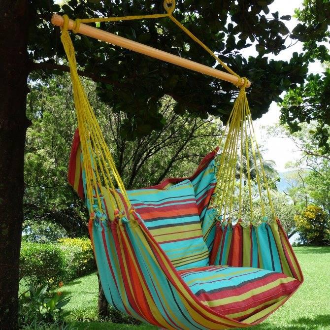 Как сшить гамак своими руками в домашних условиях: схемы плетения