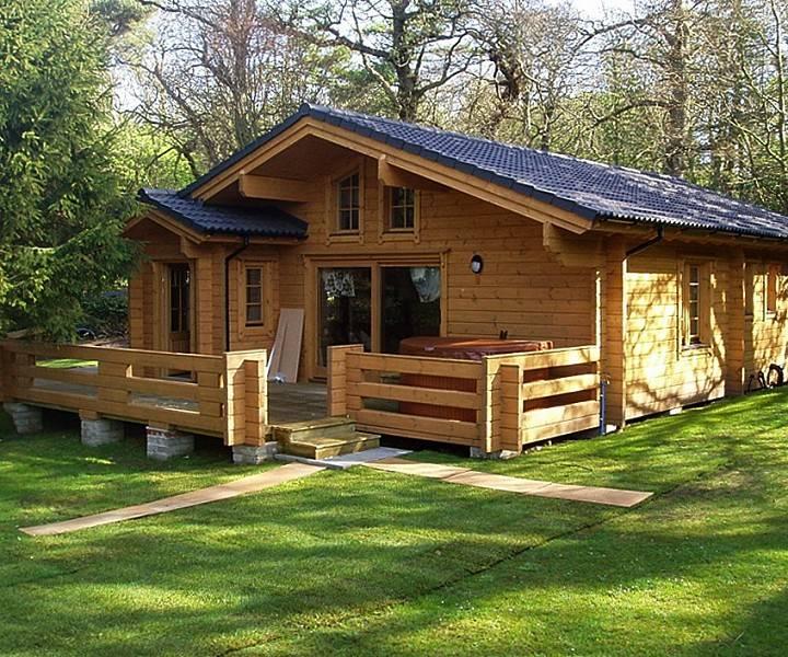 Одноэтажные бани: проектирование, строительство