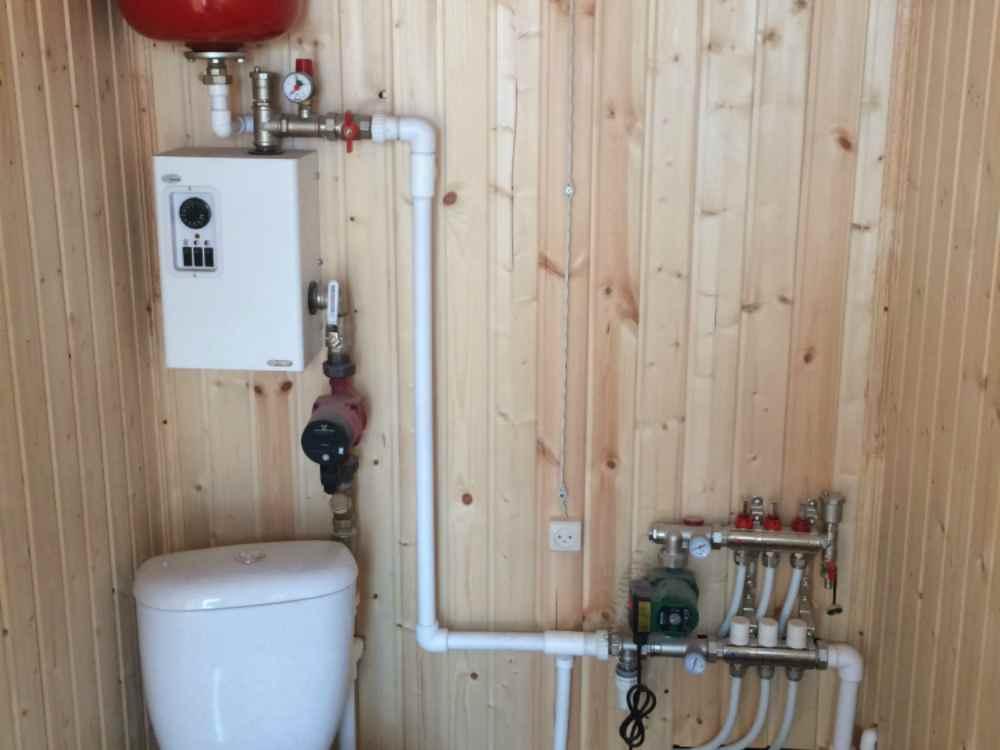 Электрический котел для отопления и горячего водоснабжения: виды | гидро гуру