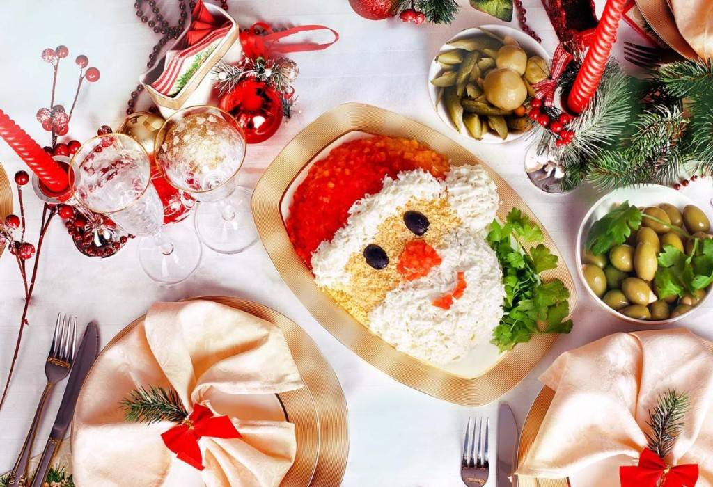 10 блюд на новый год: недорогой праздничный стол-трансформер   | материнство - беременность, роды, питание, воспитание