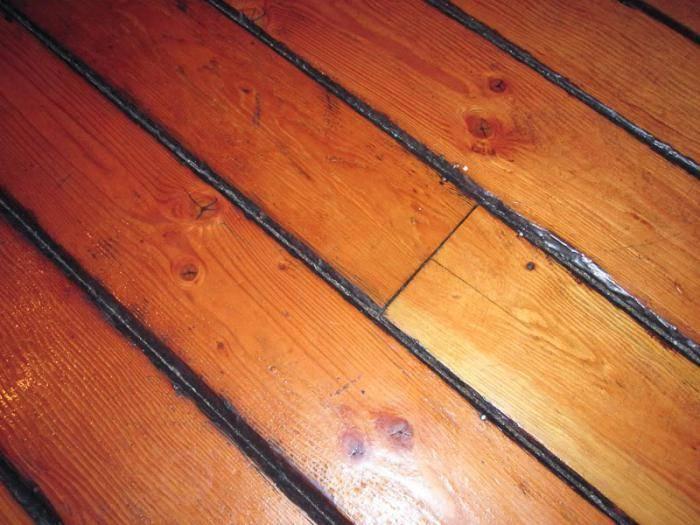 Чем заделать щели в деревянном полу - ответы на стройпомощник