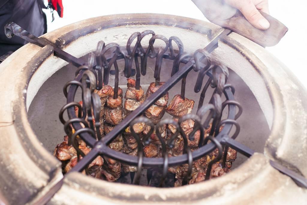 Что готовят в тандыре кроме лепёшек?