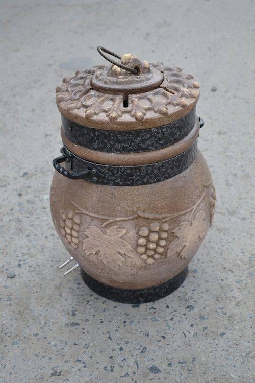 Шашлык! новая философия от «печной керамики»