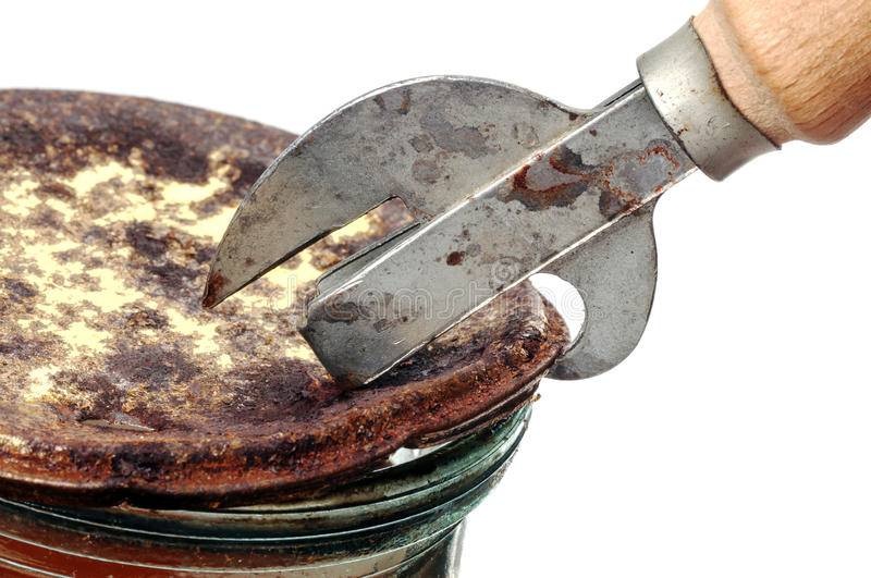 Чем уберечь крышки консервации от ржавчины
