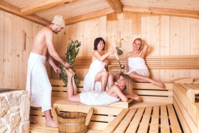 Немецкие общие бани – особенности и правила посещения