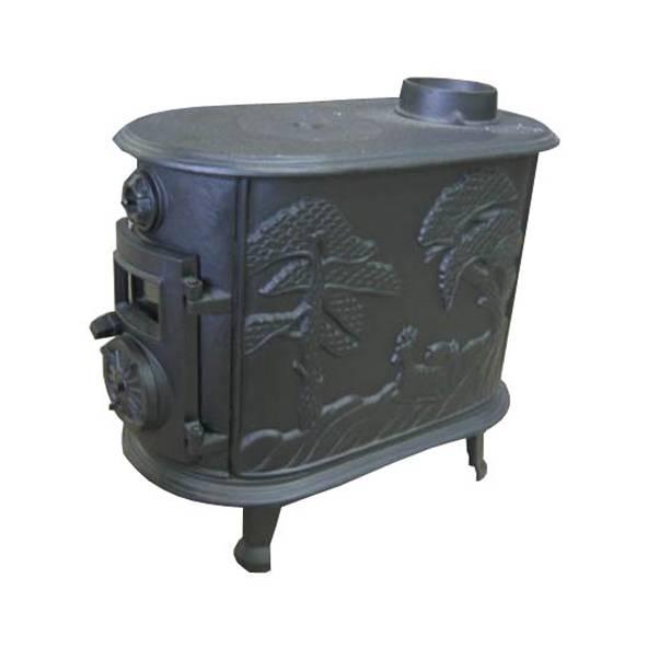 Печь «буржуйка». виды и отличия чугунных и металлических печей