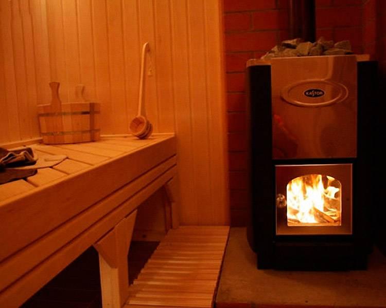 Особенности выбора и монтажа финских печей для бани