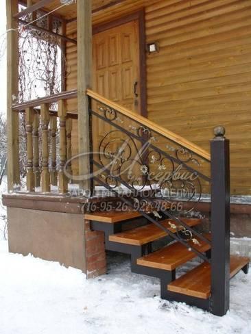 Лестницы из металла: характеристики, разновидности, инструкция по изготовлению