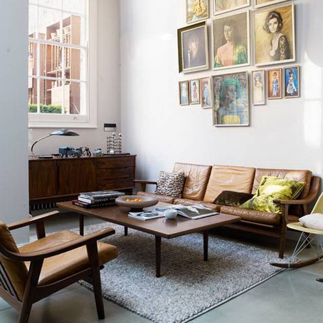 Как оформить интерьер в стиле 70-х годов?