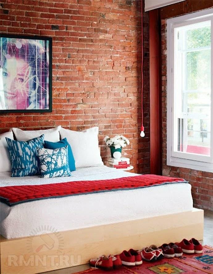 Белый кирпич в интерьере разных комнат: подходы, тенденции в дизайне разных комнат