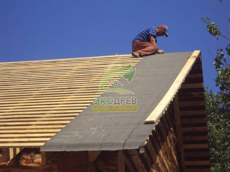 Чем недорого покрыть крышу на даче: используемые материалы, инструкция по монтажу, видео и фото