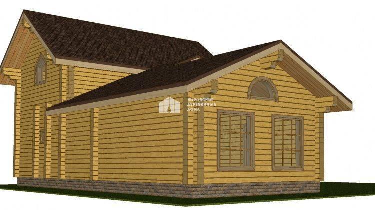 Повелся на красоту и экологичность и пожалел: теперь никому не советую строить дом из бруса | домовой | дизайн интерьера и ремонт