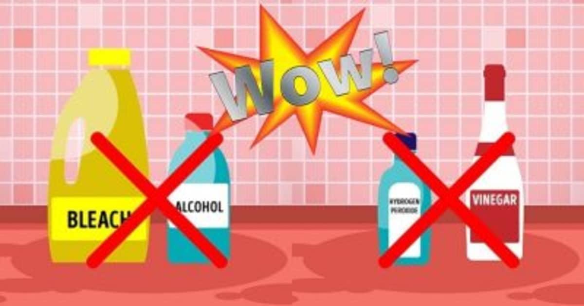 Уборка с риском для жизни. чем опасна бытовая химия?   общество   аиф красноярск