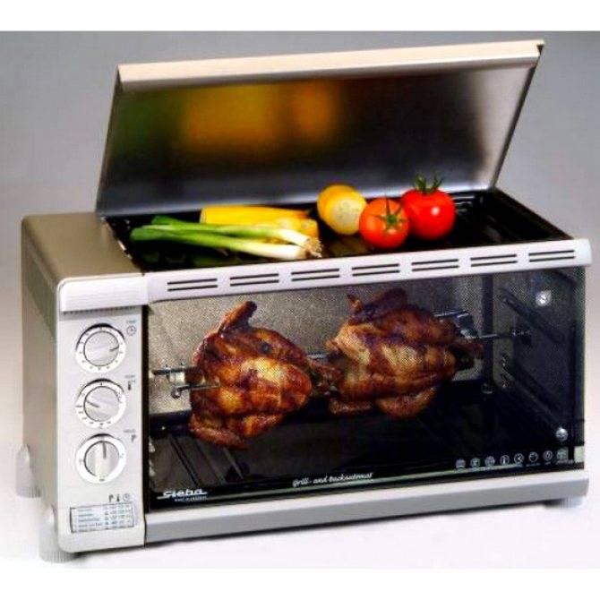 Лучшая мини-печь: и духовка, и гриль, и тостер. независимый рейтинг самых удачных моделей для любого кошелька