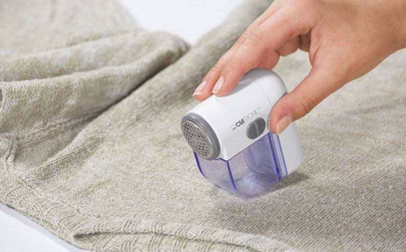 Как убрать с одежды катышки: 10 популярных способов удаления катышек