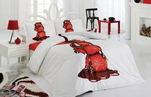 Роскошное постельное белье: как сделать своими руками в домашних условиях