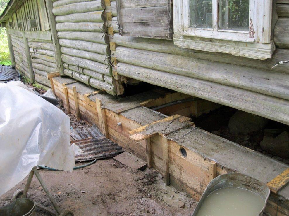 Как реконструировать старый деревянный дом