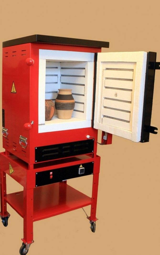 Легко изготовить, удобно пользоваться. муфельная печь для обжига керамики – мечта мастера!