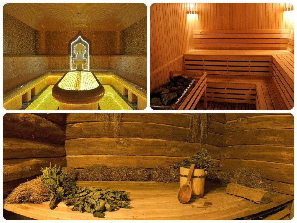 Чем отличается баня от сауны: влажность и температура, конструктивные особенности, традиции посещения, другие отличия