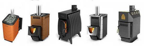 Печи для бани термофор: обзор модельного ряда + отзывы потребителей