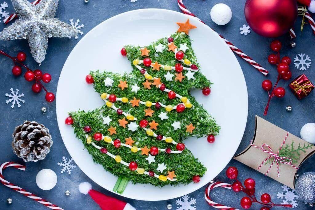 Новогодний стол 2022, что должно быть на столе, меню с фото, простые и вкусные блюда дома, для корпоратива