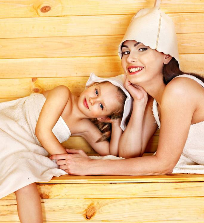 Баня при простуде и насморке: можно ли в парную при болезни?