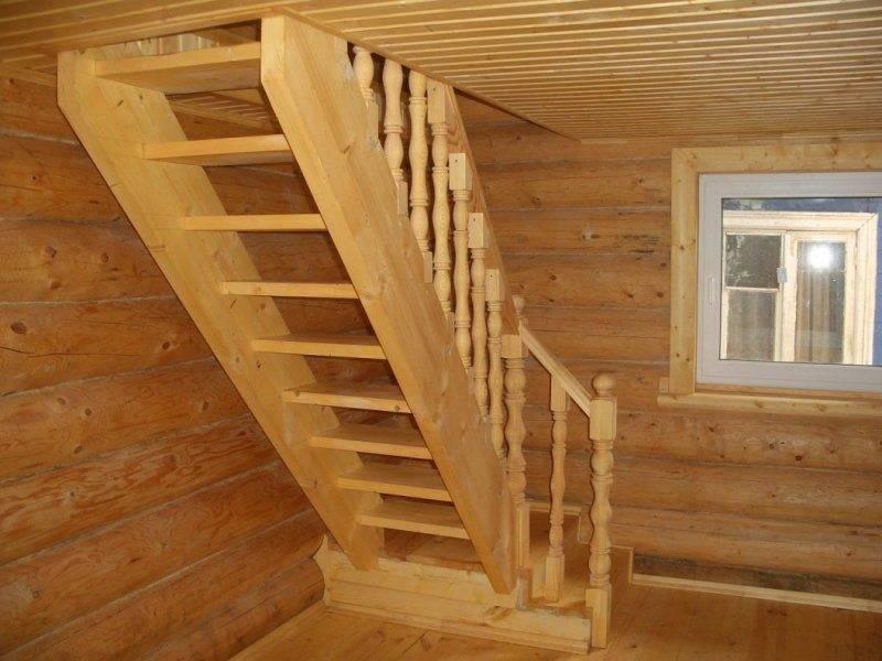 Воздушная лестница на больцах для дома: 3 шага при изготовлении