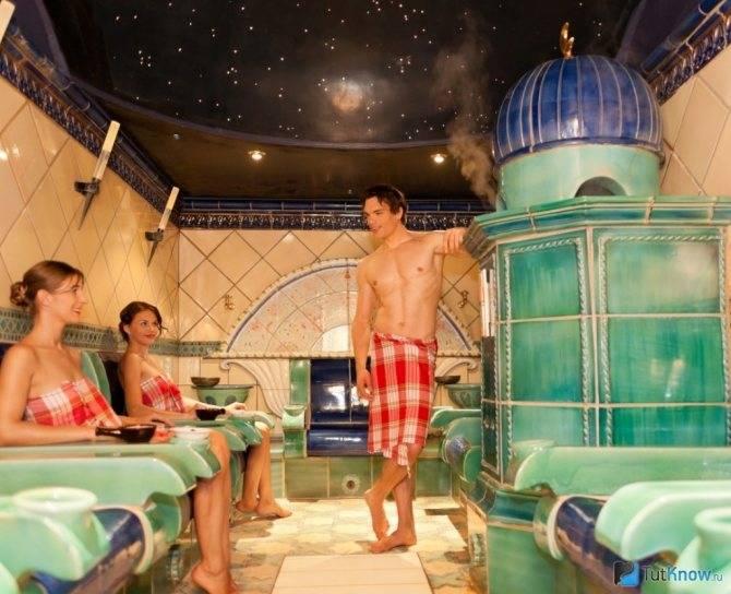 Самые красивые бани мира: фотоподборка