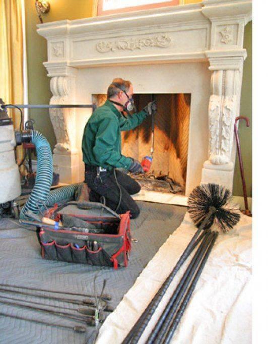 Как почистить дымоход в печи частного дома — самое полное руководство